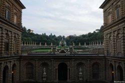 Florence Italy Pitti Palace
