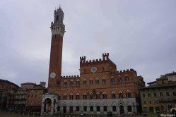 Siena Italy Palazzo Pubblico