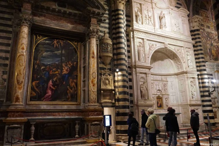Siena Italy Cathedral
