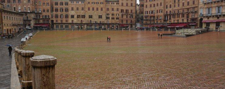 Siena Italy Il Campo
