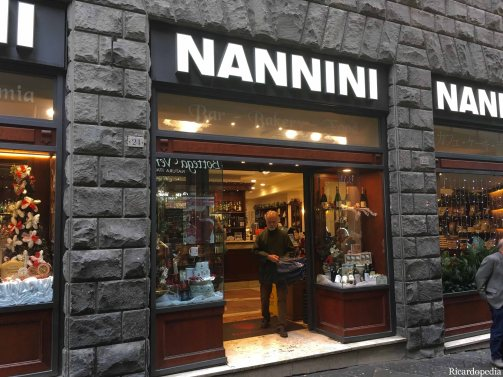 Siena Italy Pastry
