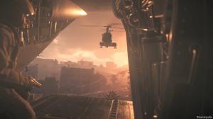 Call of Duty Modern Warfare Remastered PS4 Screenshot