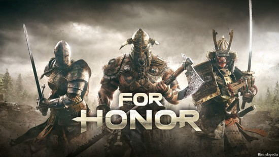 For Honor PS4 Logo