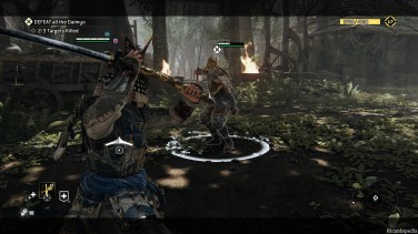 For Honor PS4 Screenshot