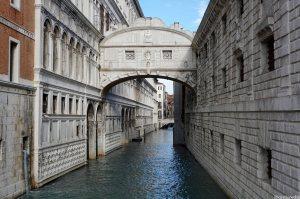 Venice Italy Bridge of Sighs