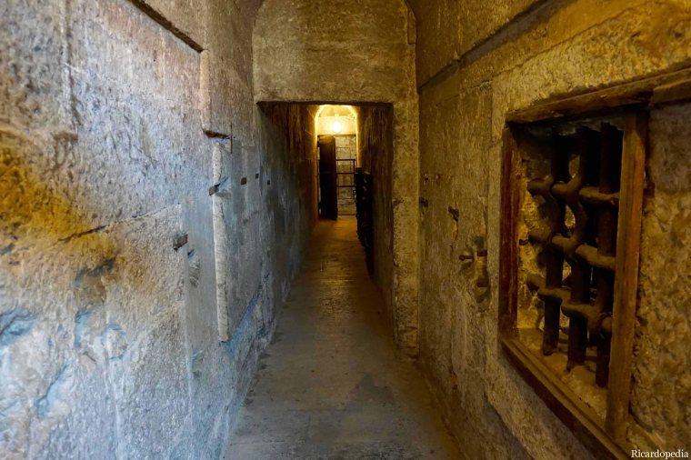 Venice Italy Doge's Palace Prison
