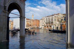 Venice Italy Cafe