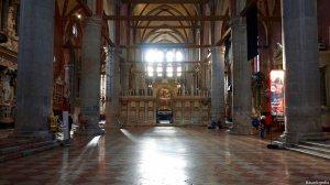 Venice Italy Frari Church