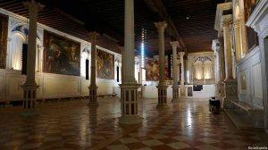 Venice Italy Scuola San Rocco