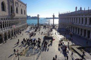 Venice Italy Basilica San Marco