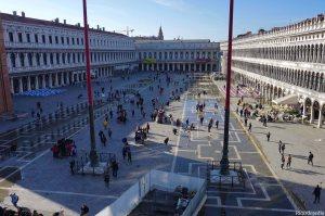 Venice Italy Piazza San Marco
