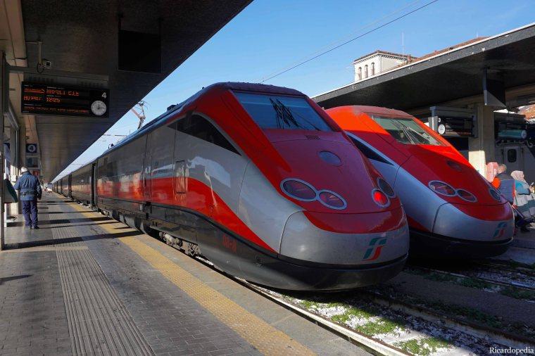 Venice Italy Train Station