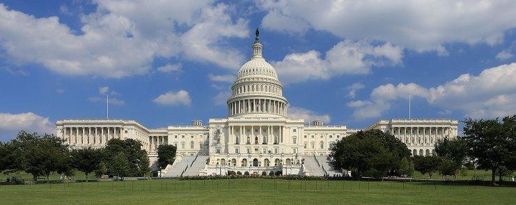 Washington DC Capital Building