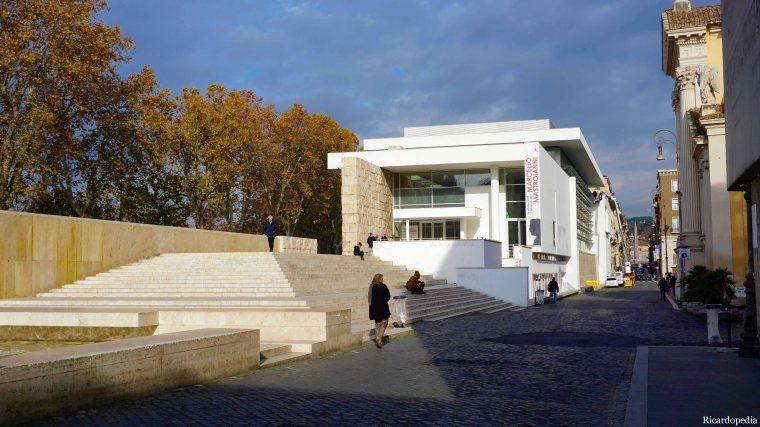 Rome Italy Museo dell' Ara Pacis
