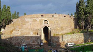 Rome Italy Mausoleum of Augustus