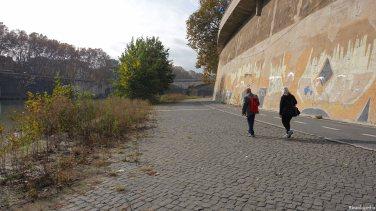 Rome Italy Tiber River