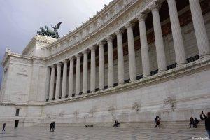 Rome Italy Victor Emmanuel II Monument
