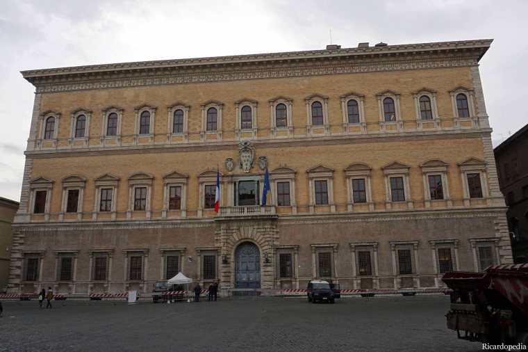 Rome Italy French Embassy