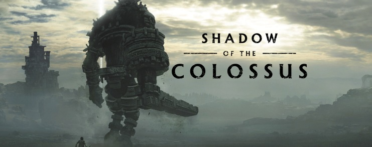 Shadow of the Colossus PS4 Logo