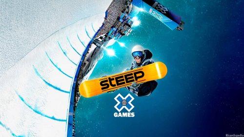 Steep Logo PS4 Ricardopedia