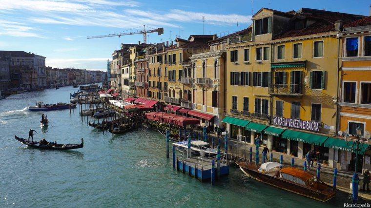 Rialto Bridge Venice Ricardopedia