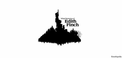 What Remains of Edit Finch Logo