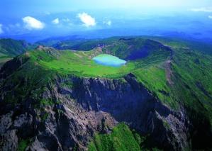 Jeju Mt Hallasan