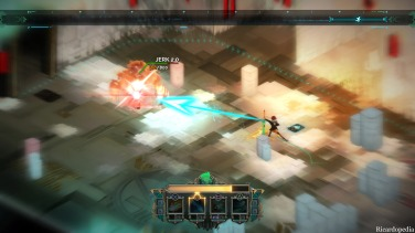 Transistor PS4 Screenshot 3