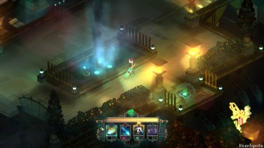 Transistor PS4 Screenshot 5
