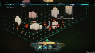Transistor PS4 Screenshot 6