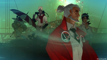 Transistor PS4 Screenshot 7