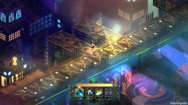 Transistor PS4 Screenshot 8