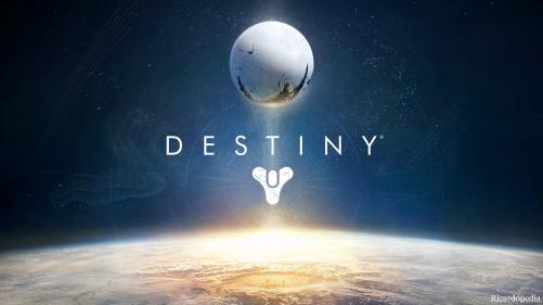 Destiny PS4 Logo