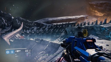 Destiny PS4 Screenshot