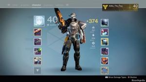 Destiny PS4 Screenshot