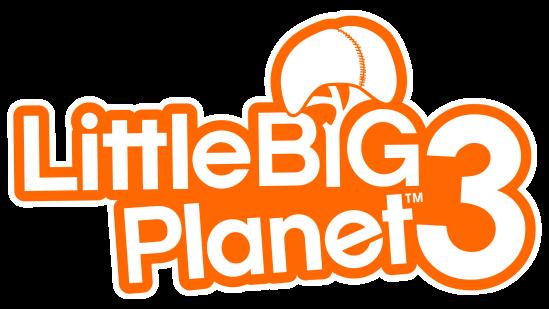 LittleBigPlanet 3 Logo PS4