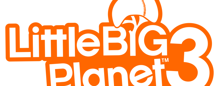 LittleBigPlanet 3 Logo PS4