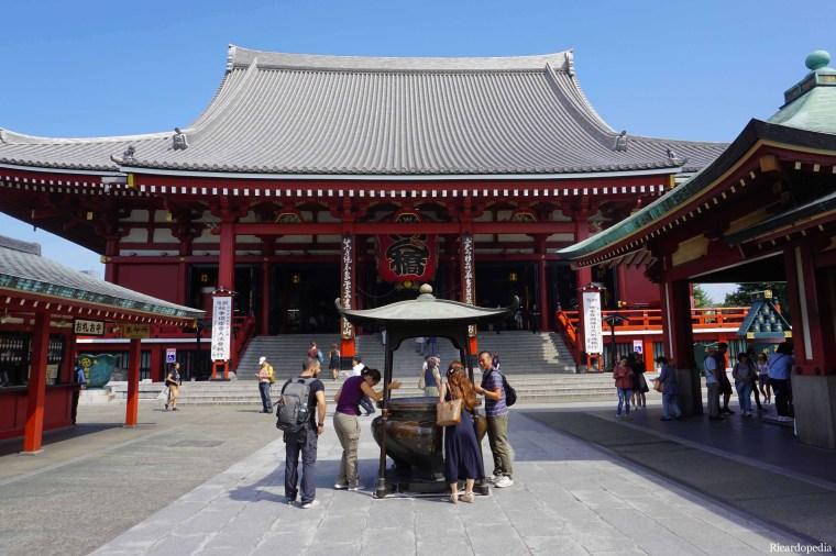 Tokyo Asakusa Sensoji Temple