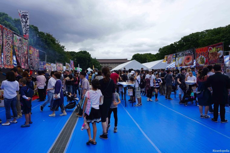 Tokyo Ueno Park Cultural Festa
