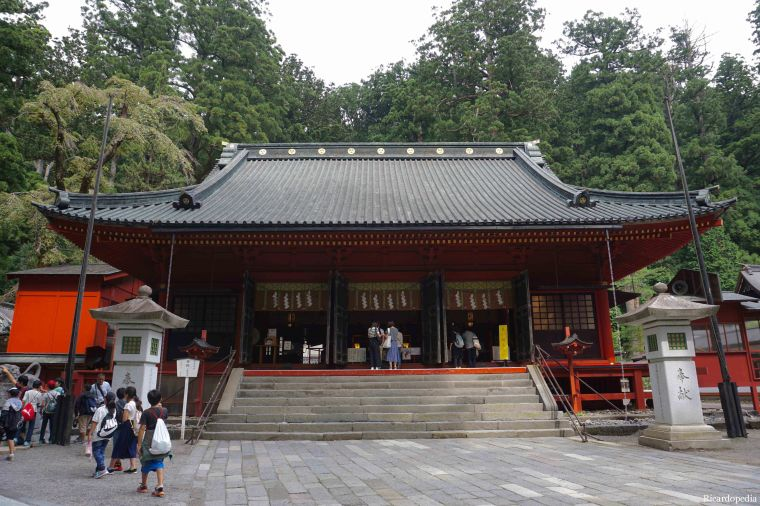 Nikko Futarasan Shrine