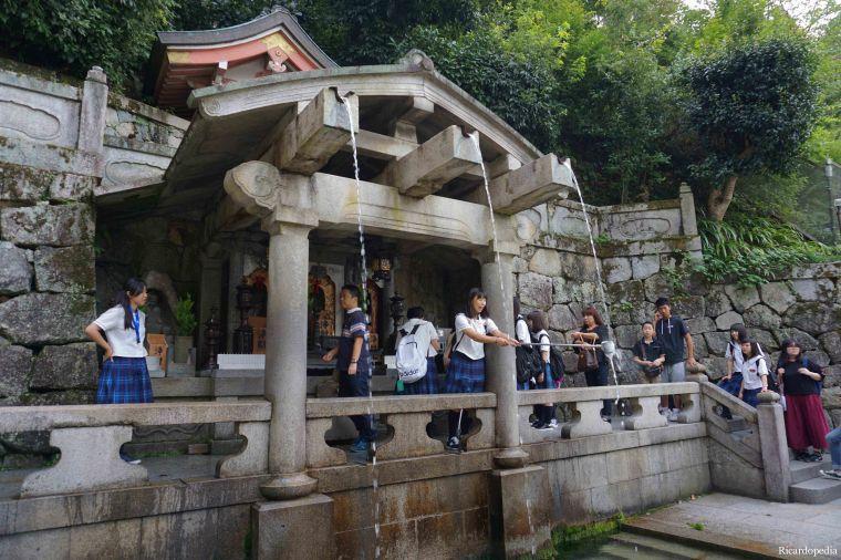 Kyoto Kiyomizudera Temple