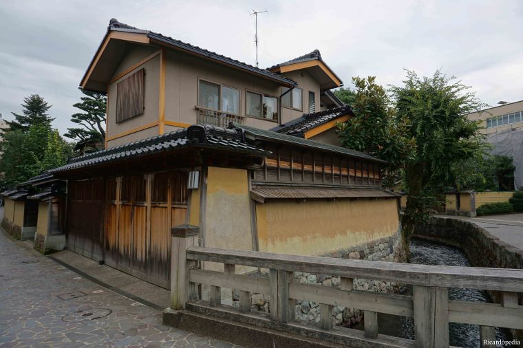 Kanazawa Nagamachi Samurai District