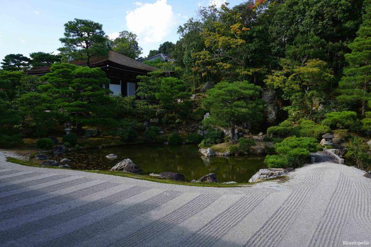 Kyoto Ninnaji Temple Goten