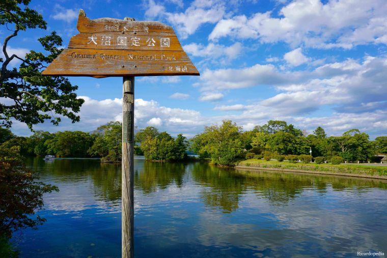 Onuma Park Japan