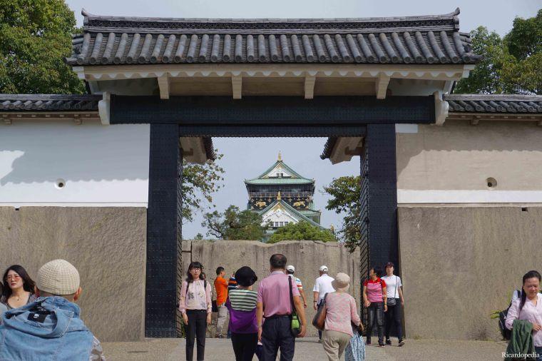Japan Osaka Castle