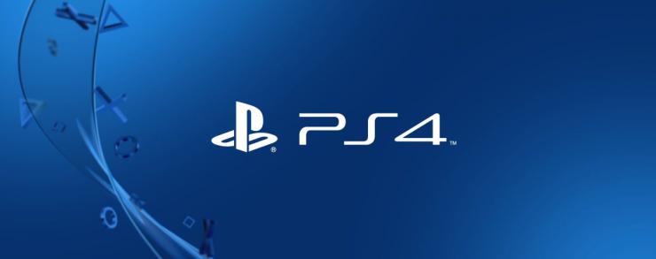 PS4 Banner Logo
