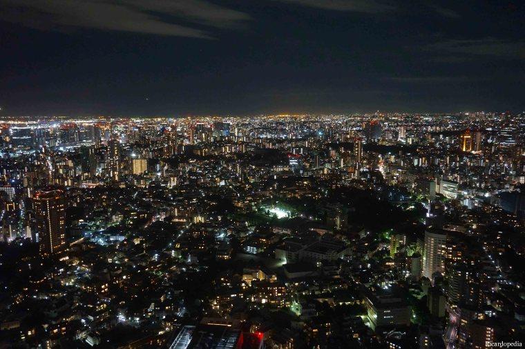 Tokyo Roppongi Hills Night