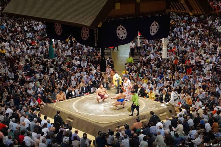 Tokyo Kokugikan Sumo Stadium