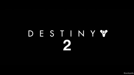 Destiny 2 Logo PS4
