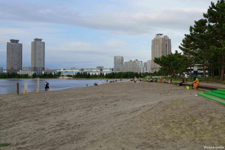 Japan Tokyo Odaiba Island